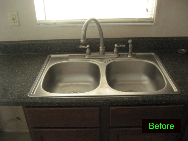 bradenton kitchen sink and cabinets repaired new kitchen sink and rh paintsarasota com kitchen sink paint lowes kitchen sink paint lowes