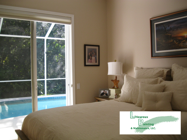 Sarasota Bedroom Painter